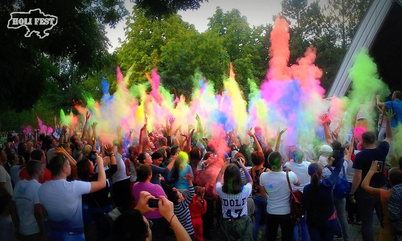 Фестиваль красок Тирасполь, Молдова
