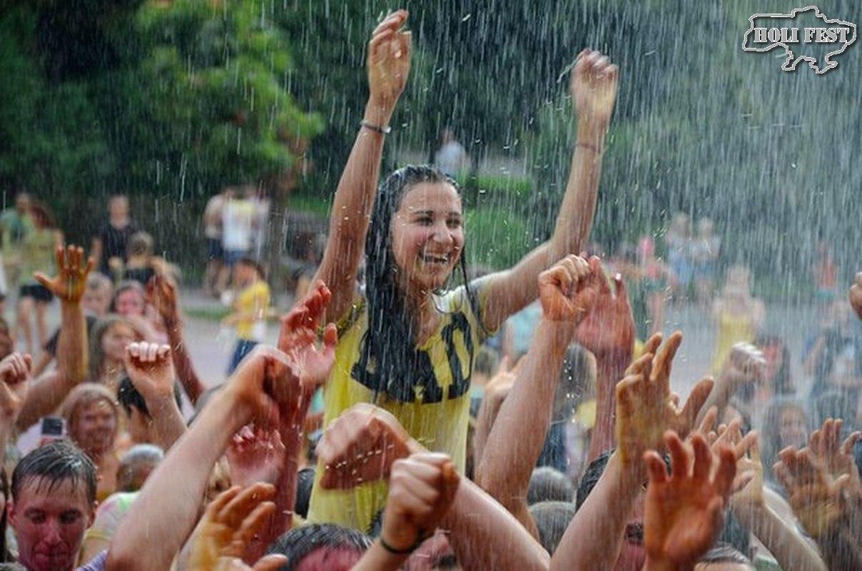Lviv Holi Fest