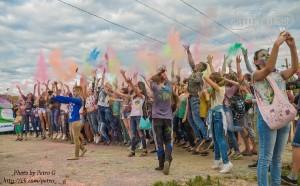 Holi Fest посетил Славянск!