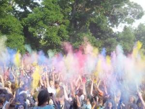 Holi Fest посетил Тирасполь (Молдова)!