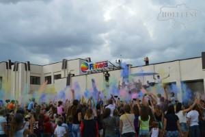 Яркий Holi Fest прошел в Павлограде!