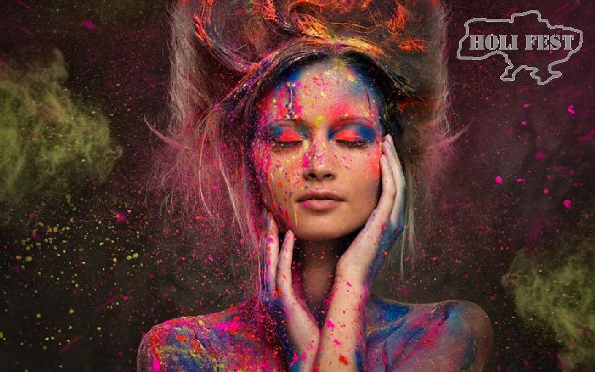 """Цветная краска Холи - твое внутреннее """"Я"""". Определяем Ваш характер по любимому цвету! А какой твой любимые цвет?"""