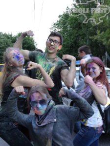 Солнечный праздник красок прошел в Херсоне!