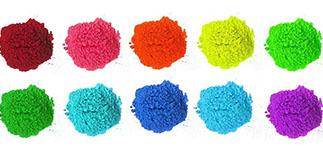 Набор краски Холи 10 цветов