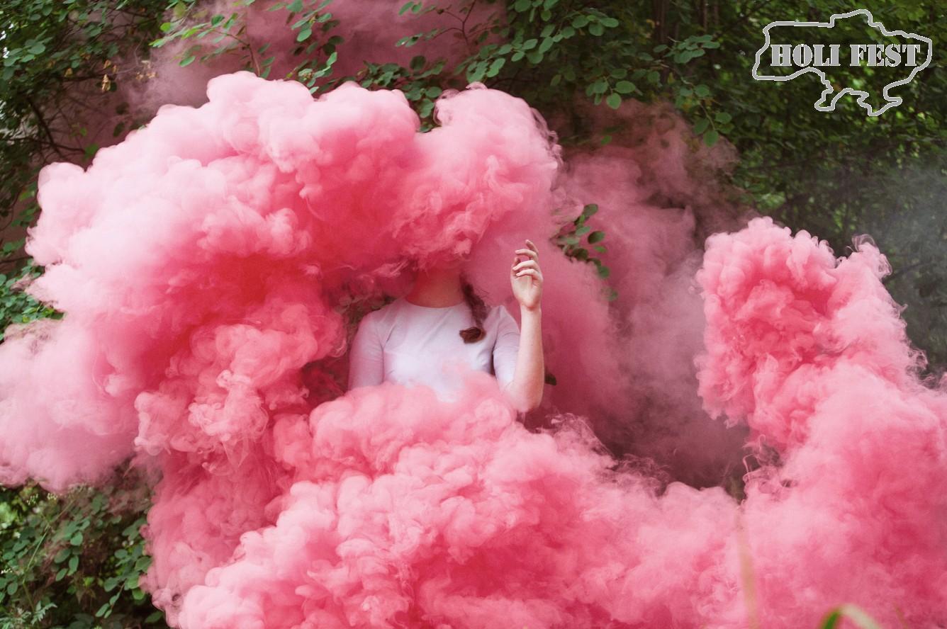 Как правильно фотографировать цветной дым, чтобы на фото он был идеальным?!