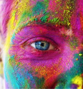 """Красочный Holi Fest с красками Холи """"Яркий"""" в Харькове уже совсем скоро! Встречайте!"""